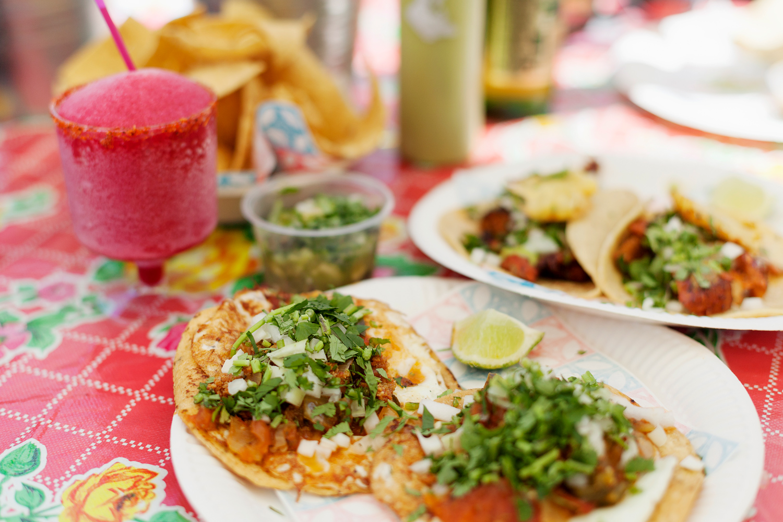 Tacos i Köpenhamn